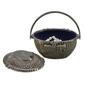 nantucket style basket box